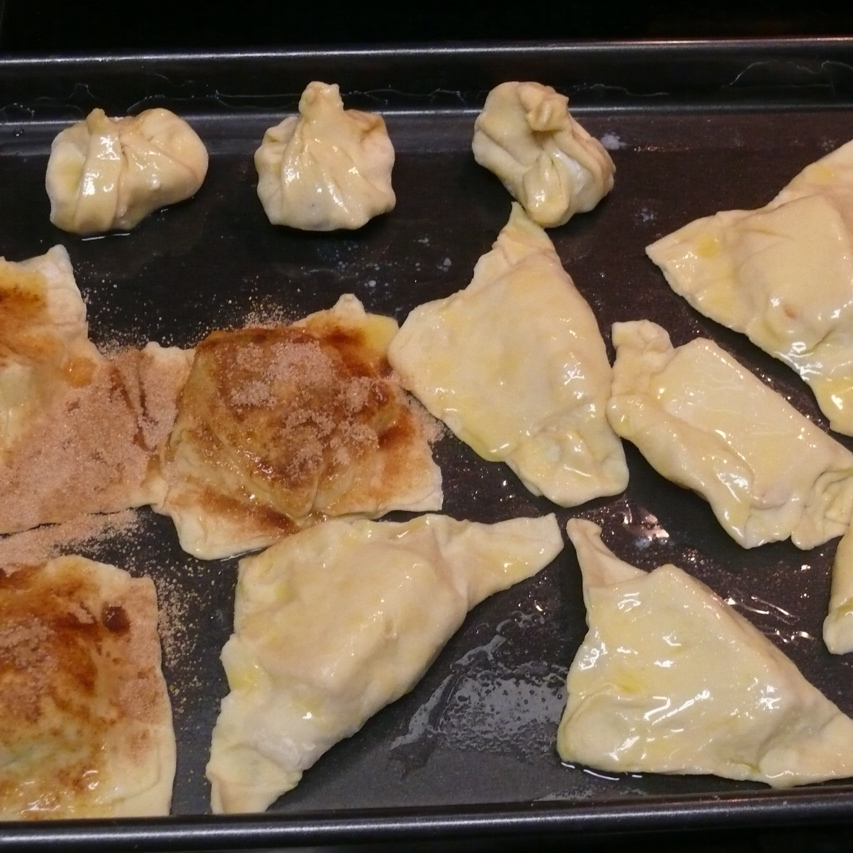 Trio of Quick and Easy Pocket Appetizers