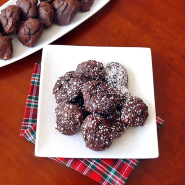 Day 4 – Walnut Chocolate Drop Cookies