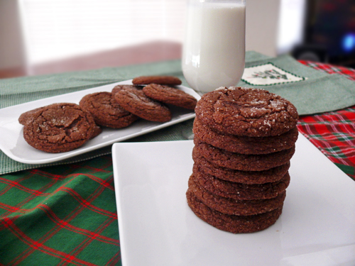 Day 5 – Chocolate Ginger Snaps