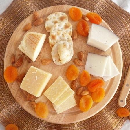 The Farmstead Cheese Board