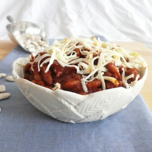 Sweet and Savory Baked Beans