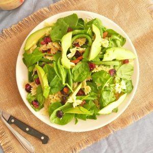 Green Bean and Avocado Summer Salads