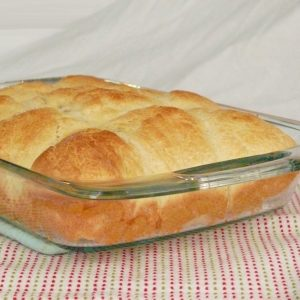 The Biggest, Fluffiest, Sweetest Dinner Rolls...Ever!