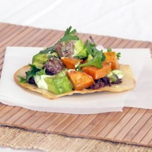 Recipe Revisited: Steak and Sweet Potato Tostadas