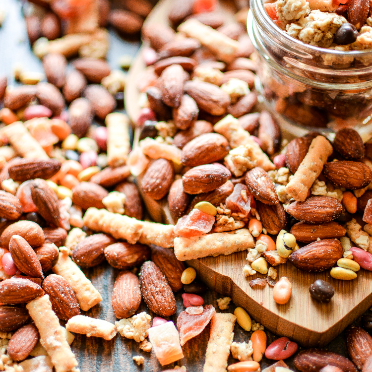 The Ultimate Hiking Trail Mix