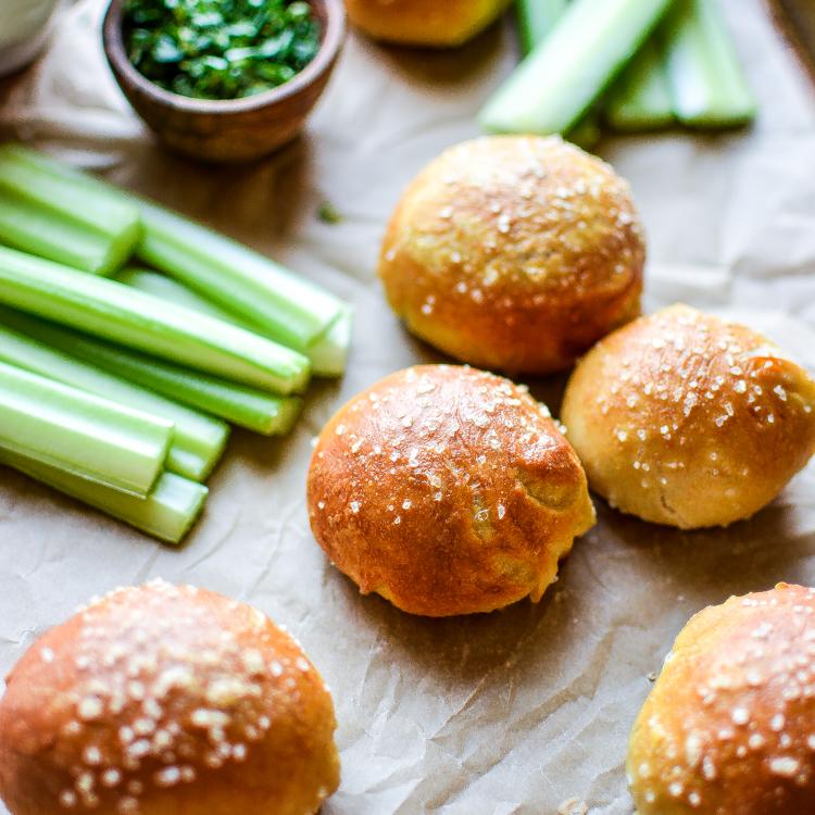 Pepper Jack Stuffed Pretzel Bites Recipes — Dishmaps
