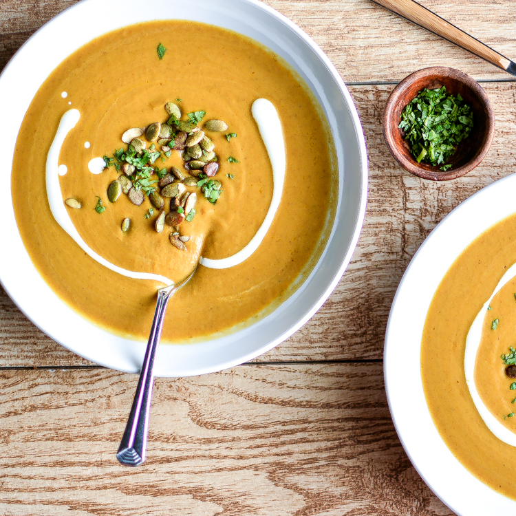 how to make pumpkin soup in slow cooker