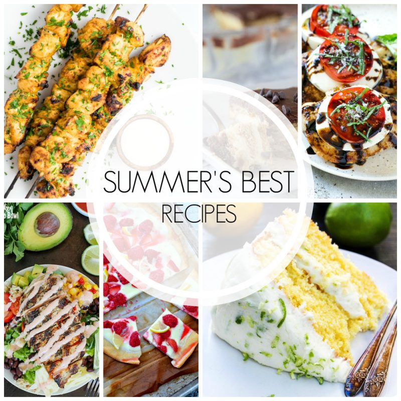 20 of the Best Summer Recipes