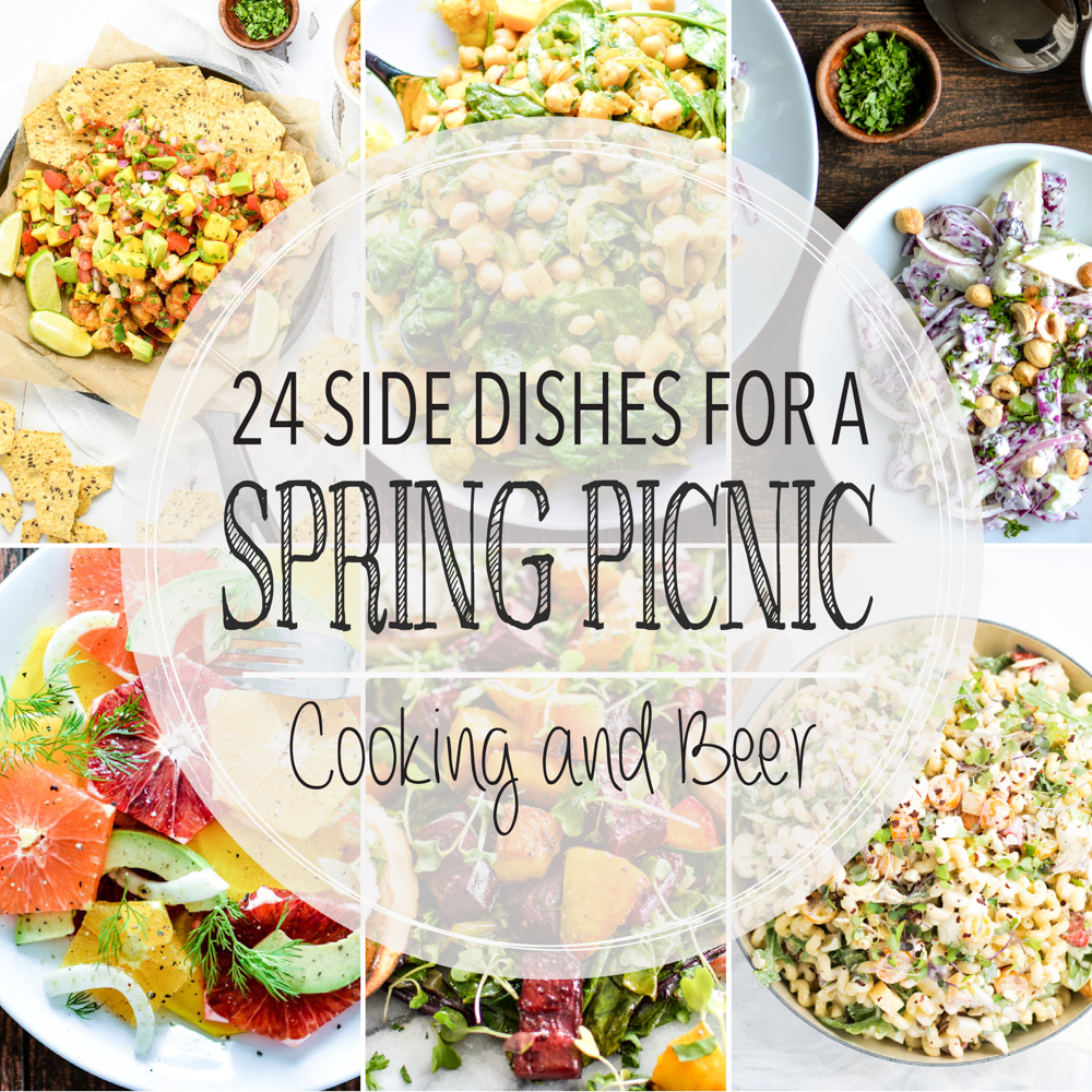 24 Side Dishes for a Spring Picnic